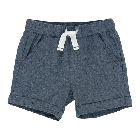 Fox and Finch Little Mr Woven Short