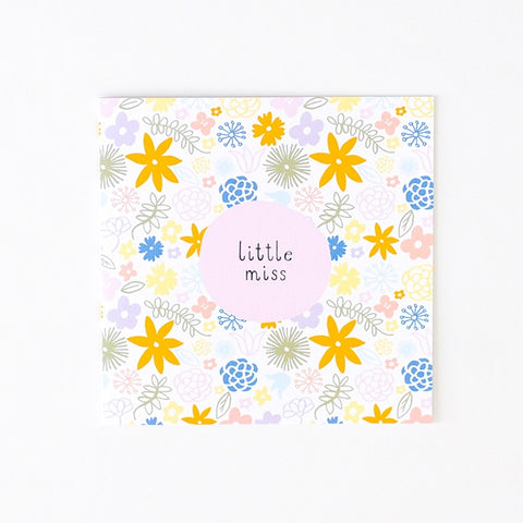 Two Little Ducklings | Little Miss Card