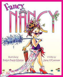 Fancy Nancy Paperback Book