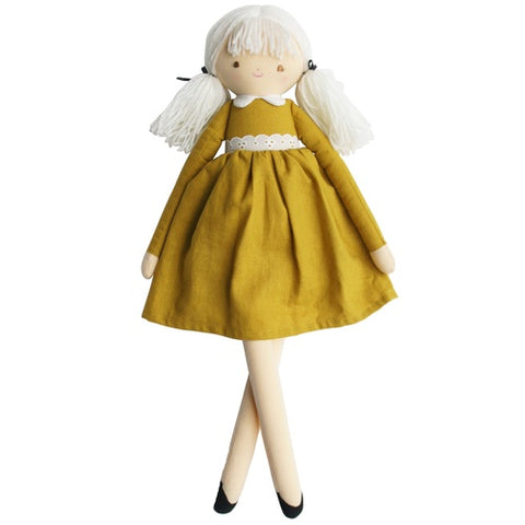 Alimrose Pippa Doll Butterscotch