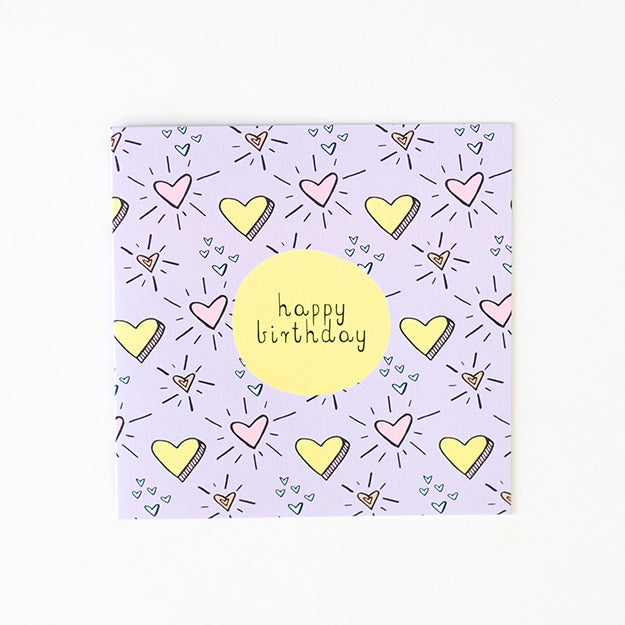Two Little Ducklings | Birthday Hearts