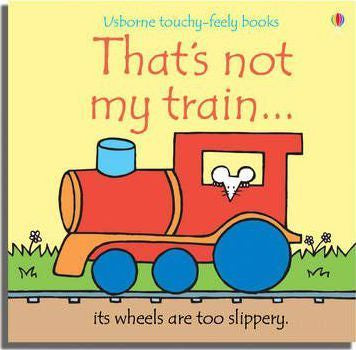 That's Not My Train  Board Book