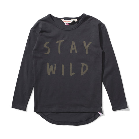 Munster Stay Wild Tee