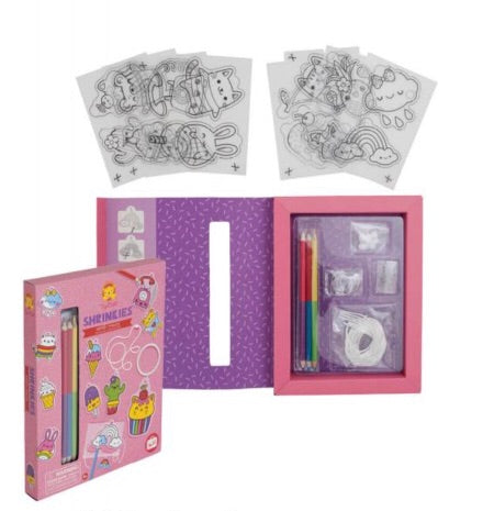 Tiger Tribe Shrinkies - Sweet Treats