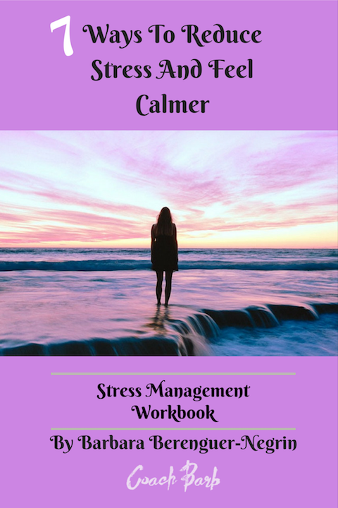 7 ways to reduce stress and feel calmer