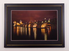 Karlův most Praha (Charles Bridge Prague) - Limited Edition Fine Art Print