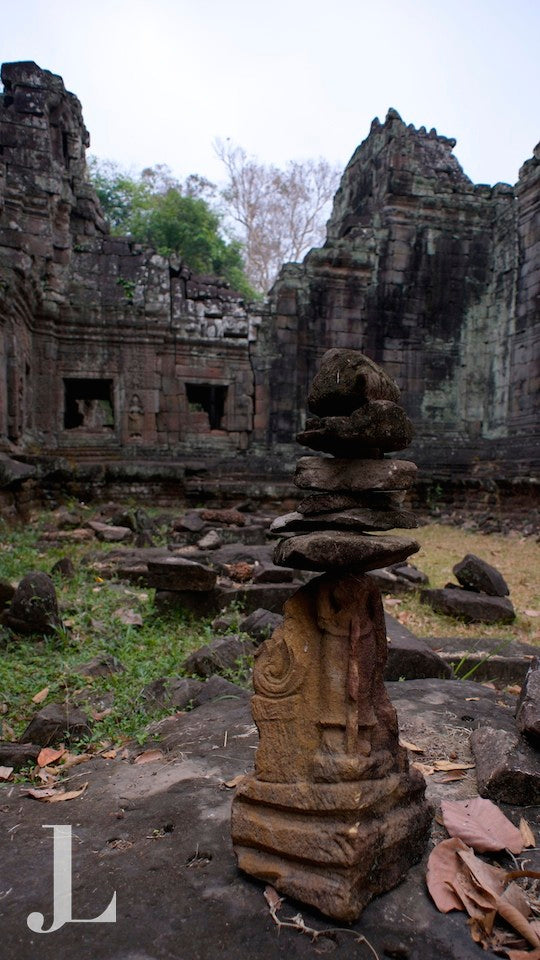 The Temples of Angkor Cambodia angkor wat