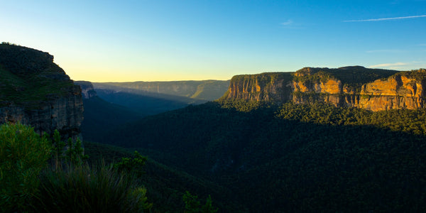 Visit the Blue Mountains, it's good for the soul