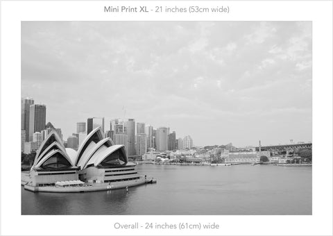 Sydney's Reception- Mini Print XL