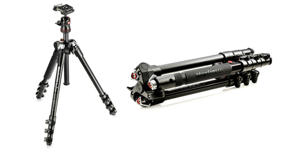Manfrotto Befree Compact Travel Tripod Review