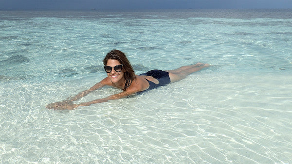 Meet Di Lechner she's addicted to Maldives