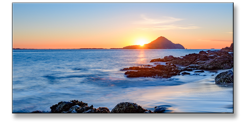 Sunrise over Yacaaba | Port Stephens NSW Australia - Print of the Week