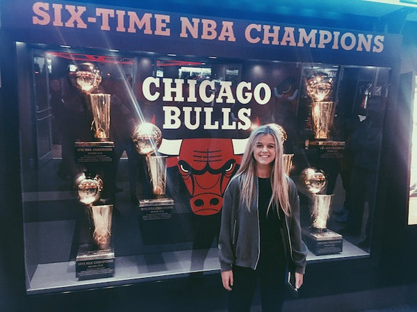 Private Box Chicago Bulls Game Behind the scenes Boeing Factory