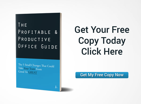 Get your free copy of the Profitable and Productive office Guide
