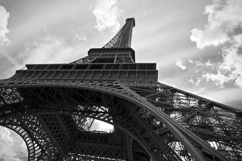 BEHIND THE IMAGE: Finding a new perspective in Paris - Eiffel Tower