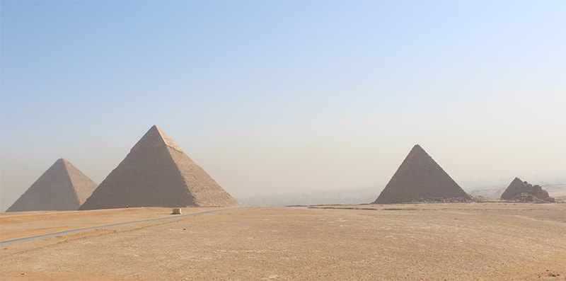 Exploring the Ancient world of Egypt great pyramids