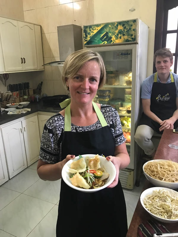 The must do cooking class in Hoi An - Green Bamboo Tripadvisor 5 star rated