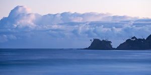 Byron Blues - The Pass Byron Bay NSW Australia Landscape Print