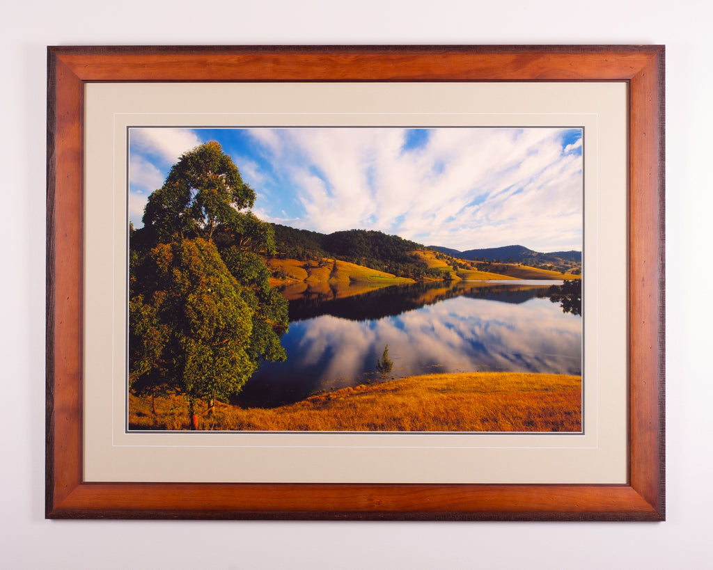Reflections on Lostock - Limited Edition Fine Art Print