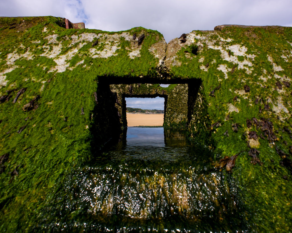 Through the Outlet, Normandy France - Limited Edition