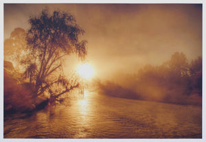 Melville Misty Morning - Limited Edition Fine Art Print