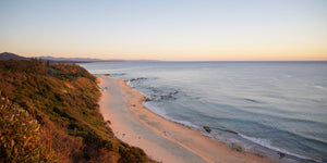 Morning Sands - Nambucca Heads Australia Landscape Print