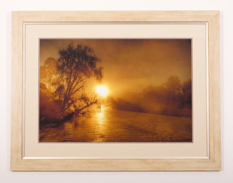 Melville Morning Mist - Limited Edition Fine Art Print