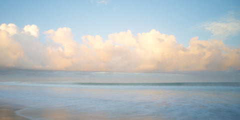 Painted Sky - Double Six Beach Bali Landscape Print
