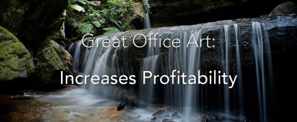 John Lechner Art | The Office Art Specialists Office Art Increases Profitability