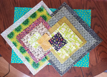 Load image into Gallery viewer, Beeswax Wraps - 12 Piece Set - Be The Change Package- 3 XS, 2 S, 2 M, 2 L, 2 XL, 1 Bread