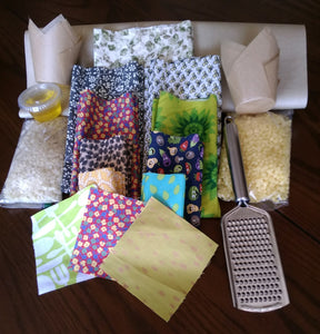 DIY Beeswax Wrap Kit