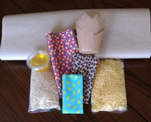 Load image into Gallery viewer, DIY Beeswax Wrap Kit