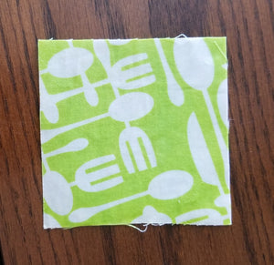 Beeswax Wrap - Single Wraps
