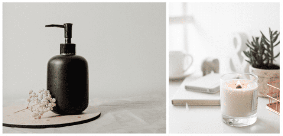 Feel-Good Home Fragrances Complement Home Decor