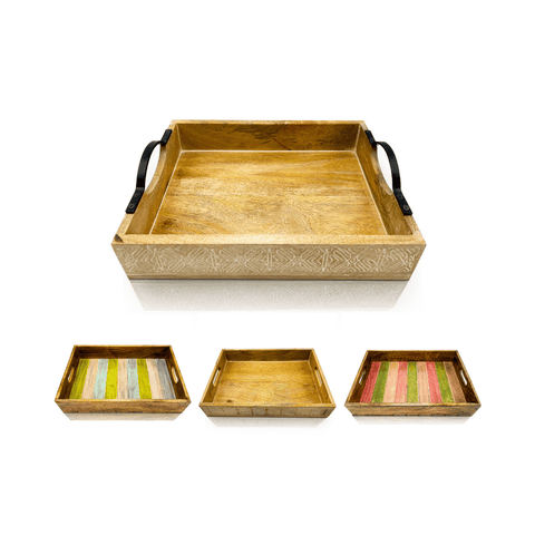 Exquisite Home - Ottoman Serving Tray - Limited Edition