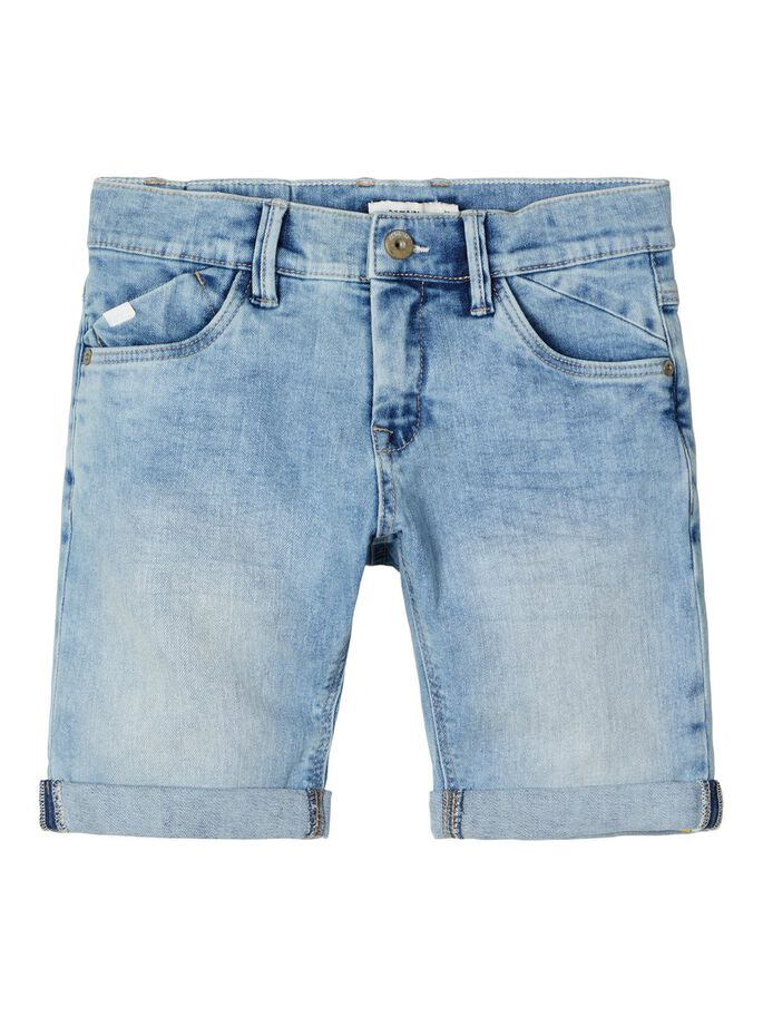name it Jeans Long Shorts