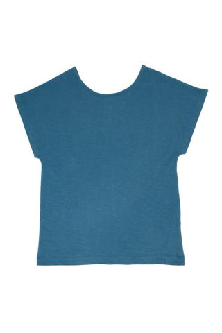 lily balou T-Shirt Julia Real Teal