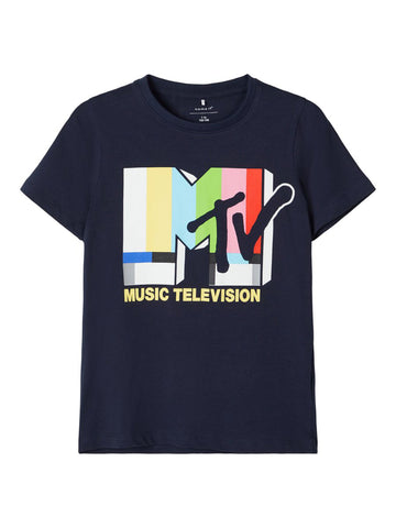 name it T-Shirt MTV