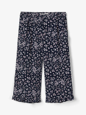Name it Vinaya Culotte Pant Blumen
