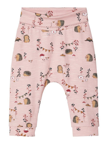 name it Kaia Leggings Igelprint