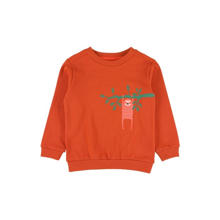 lily balou Sweatshirt Mika Orange