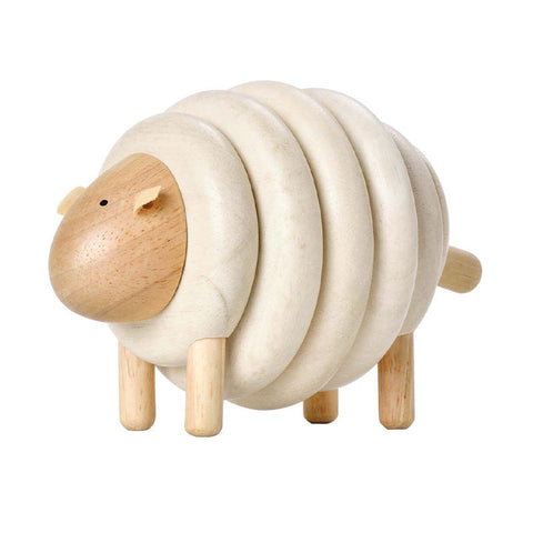 Plan Toys Steckspiel Lacing Sheep