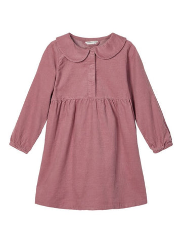 Name it Cetons Cord Dress CP Camp