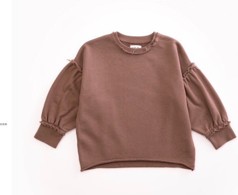 Play up Pullover Purplewood