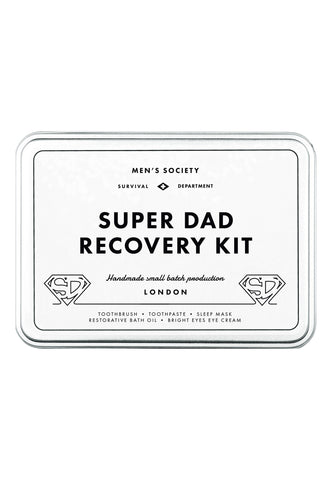 Men's Society Super Dad Recovery Kit