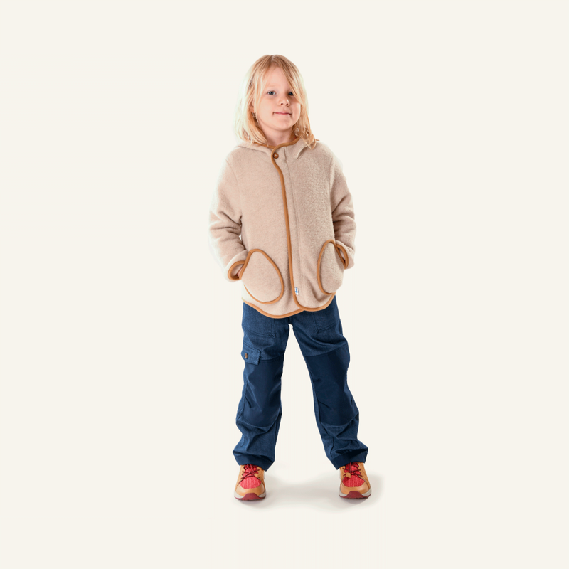 Finkid Wollfleece Jacke JUMPPA WOOL