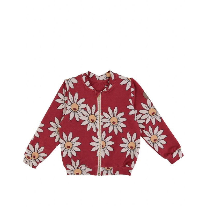 Dear Sophie Jacke Red Daisy