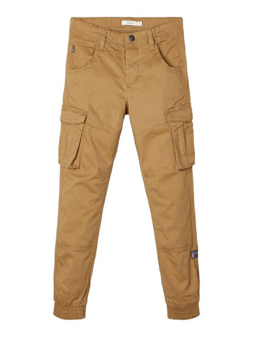 name it Bamgo Regular Fit Cargohose