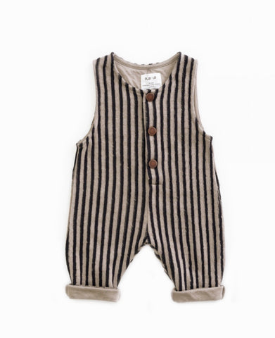 Play up Gestreifter Jumpsuit Jeronimo