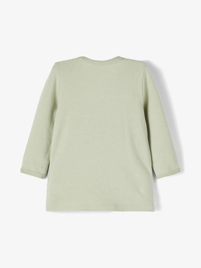 name it Longsleeve Felizia Grün